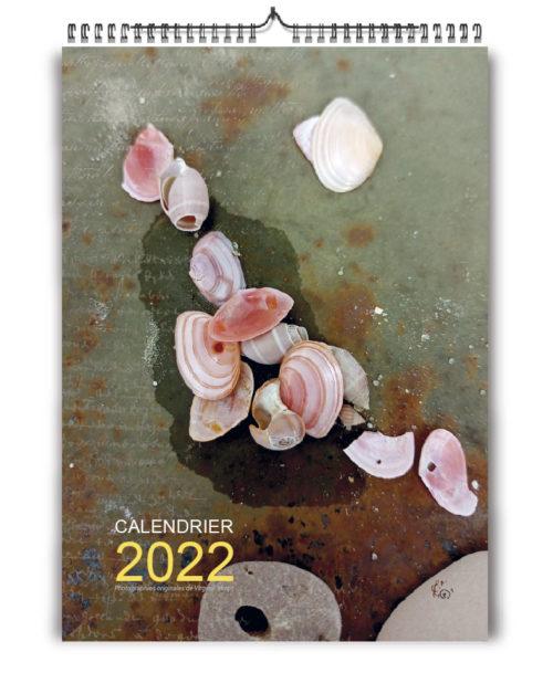 Calendrier 2022 - Photos originales de Virginie Minot